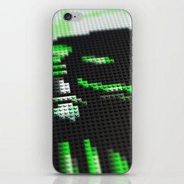 Dark Vador's face iPhone Skin
