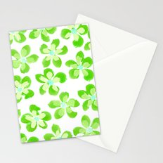 Posey Power - Electric Lime Multi Stationery Cards