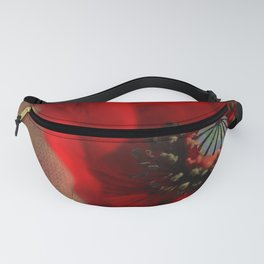 Poppies romantic Fanny Pack