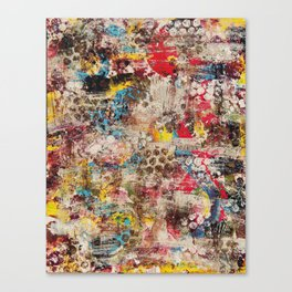 Mad Hate Canvas Print