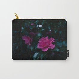 Dark flowers I Carry-All Pouch