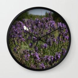 Levanders Wall Clock