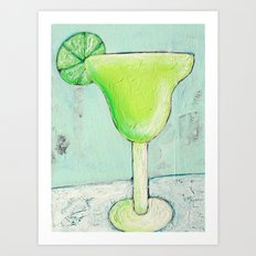 If life gives you limes... Art Print