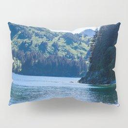 Kodiak Beach Photography Print Pillow Sham