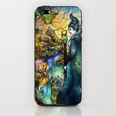 Hello Beastie iPhone & iPod Skin