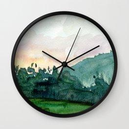 Roanoke Wall Clock