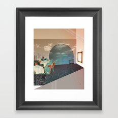 atmosphere 19 · Roadhouse Blues Framed Art Print