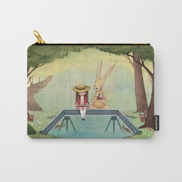 Mr. Rabbit and the Lovely Present Carry-All Pouch