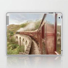 Full Steam Ahead Laptop & iPad Skin