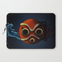 Princess Mononoke - The Mask Laptop Sleeve