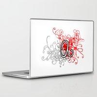 alabama Laptop & iPad Skins featuring Alabama by Tanie