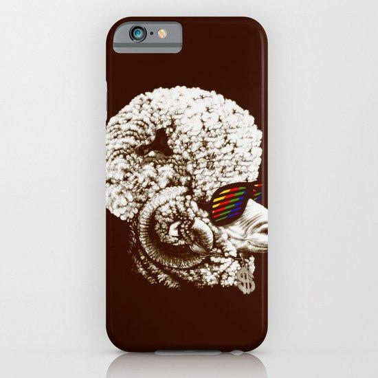Funky sheep iPhone & iPod Case