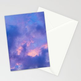 Dusk Clouds Stationery Cards