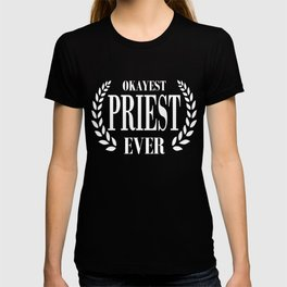 Funny Priest Designs For Your Toddler T-shirt