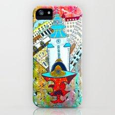 CUMIL'S DREAM (BRATISLAVA) Slim Case iPhone (5, 5s)