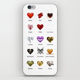 Love the classics iPhone Skin