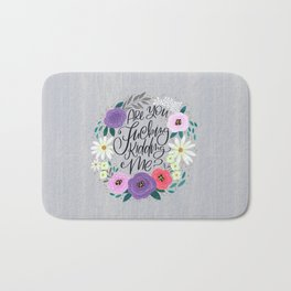 Pretty Sweary 2.0: Are You Fucking Kidding Me? Bath Mat