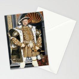 Henry VIII portrait Stationery Cards