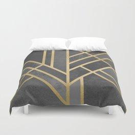 Art Deco Geometry 1 Duvet Cover