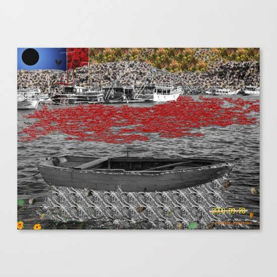 Overseas Experience Canvas Print