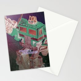 The Transformers / Optimus prime Stationery Cards