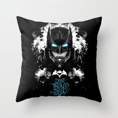 Dost Thou Bleed? Throw Pillow