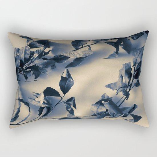 Bay leaves Rectangular Pillow