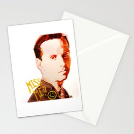Miss me? - Jim Moriarty Stationery Cards