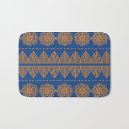 Indian Designs 206 Bath Mat