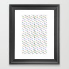 T shirt Framed Art Print