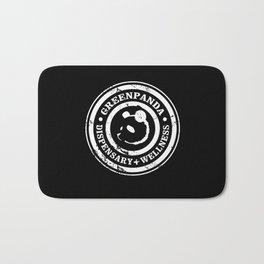 Green Panda Basic Bath Mat
