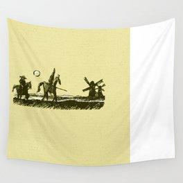 don quixote   Wall Tapestry