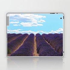 PROVENCE - Lavender | France | Travel | Summer | Purple | Nature | Landscape Laptop & iPad Skin
