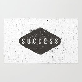Success Black Diamond Rug