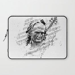 Niccolò Paganini Laptop Sleeve