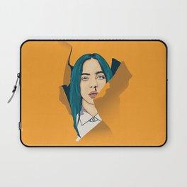 Billie Eilish -  Bad Guy Laptop Sleeve
