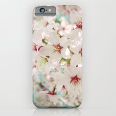 Cherry Blossom afternoon iPhone 6s Slim Case