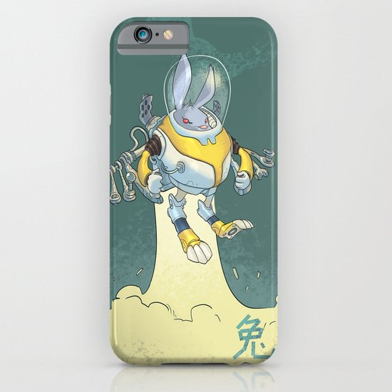 Astro Zodiac Force 04: Rabbit iPhone & iPod Case