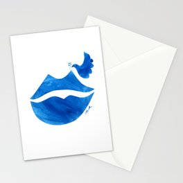 Love Dove Signature Kiss Stationery Cards