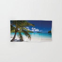Tropical Shore Hand & Bath Towel
