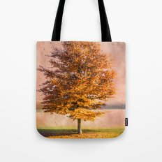 A sunny autumn day Tote Bag