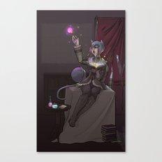 Framboise Canvas Print