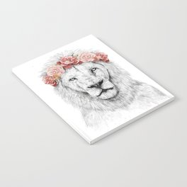 Festival lion Notebook
