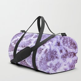 Frozen Magenta Duffle Bag