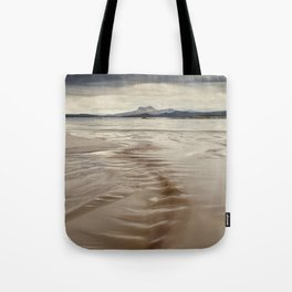 Beach and Mountains Tote Bag