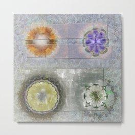 Antonymies Fineness Flower  ID:16165-071103-38151 Metal Print
