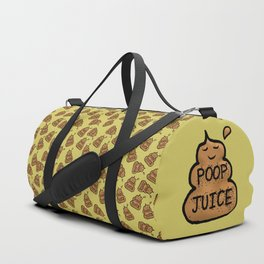 Poop Juice Duffle Bag