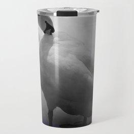 the swan -1- Travel Mug