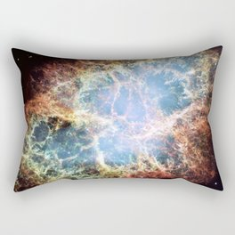 The Crab Nebula Rectangular Pillow