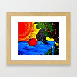 Beefeater Framed Art Print